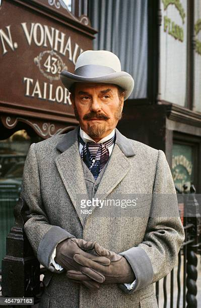 MOVIES Sherlock Holmes in New York Pictured Gig Young as Mortimer McGrew