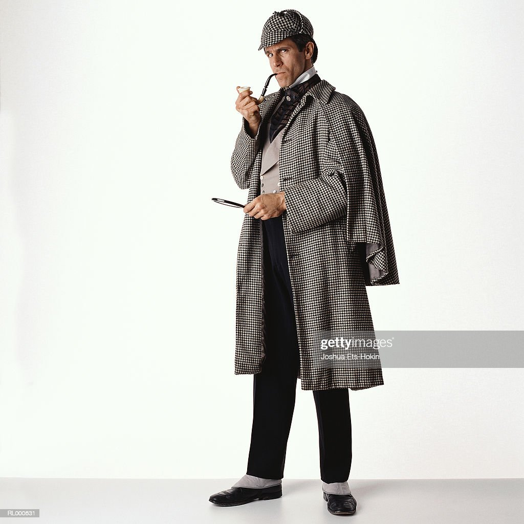 Sherlock Holmes : Stock Photo