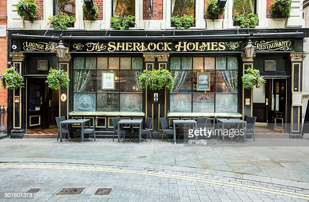 Sherlock hogares público Asamblea & restaurante de Londres