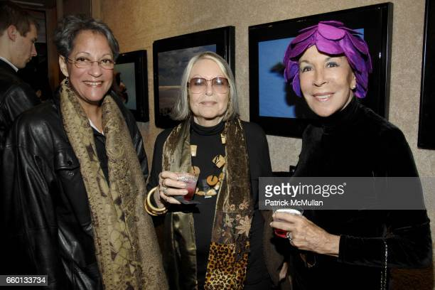 Sherly Cooks Fran Scott Atattaway and Julie Belafonte attend CHAIR AND THE MAIDEN SHARI BELAFONTE Presents MYTHOSTORIES at CHAIR AND THE MAIDEN on...