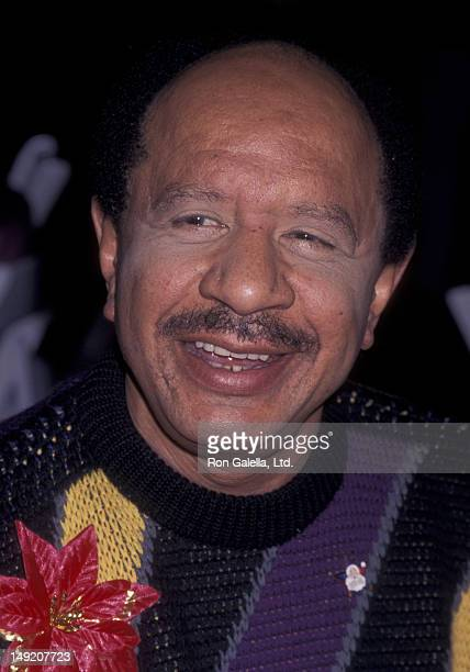 Sherman Hemsley attends 65th Annual Hollywood Christmas Parade on December 1 1996 in Los Angeles California