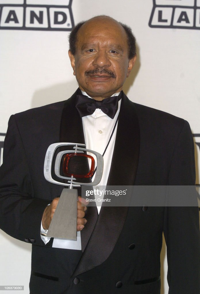Sherman Hemsley during 2nd Annual TV Land Awards - Press Room at The Hollywood Palladium in Hollywood, CA, United States.