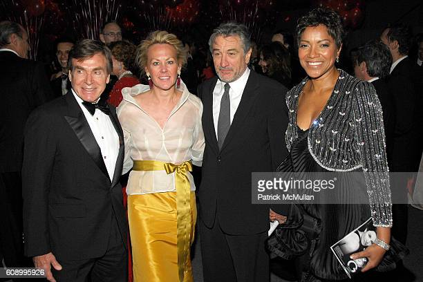 Sherrell Aston Muffie Potter Aston Robert DeNiro and Grace Hightower attend AMERICAN BALLET THEATRE 67th Annual Spring Gala at Metropolitan Opera...