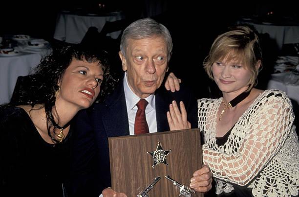 Fotos und Bilder von Night Life Awards - 1993 | Getty Images