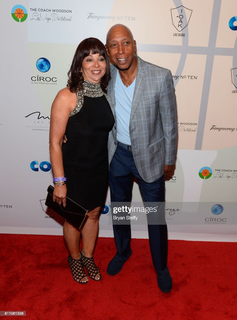 Woodson Gala, Red Carpet & Celebrity Pairings Party : News Photo