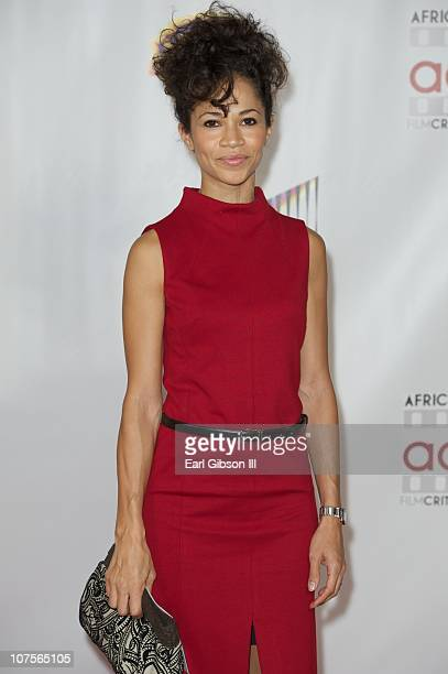 Sherri Saum appears on the red carpet for the 2nd Annual AAFCA Awards on December 13 2010 in Los Angeles California