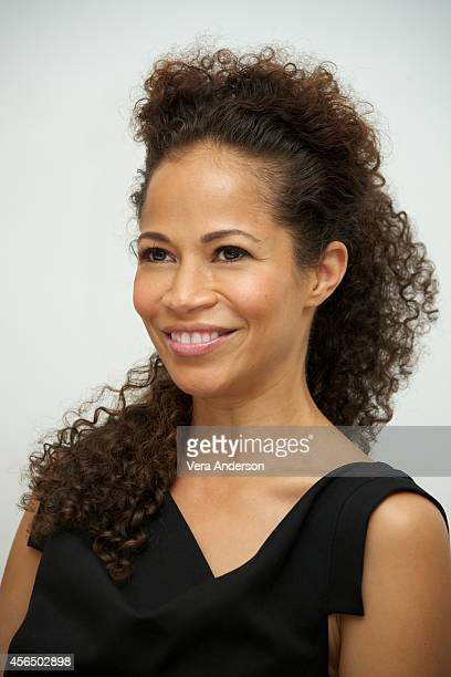 Sherri Saum at 'The Fosters' Press Conference at the Four Seasons Hotel on September 30 2014 in Beverly Hills California
