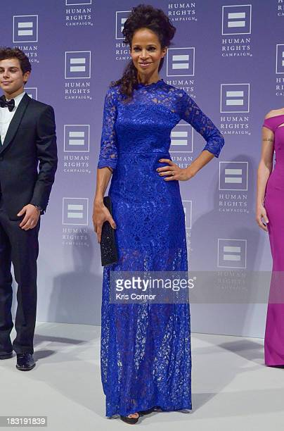 Sherri Saum attends the 2013 HRC National Dinner at Washington Convention Center on October 5 2013 in Washington DC