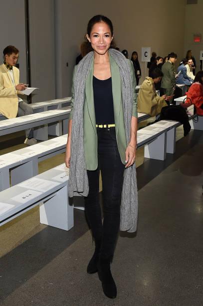 NY: Taoray Wang - Front Row - February 2020 - New York Fashion Week: The Shows