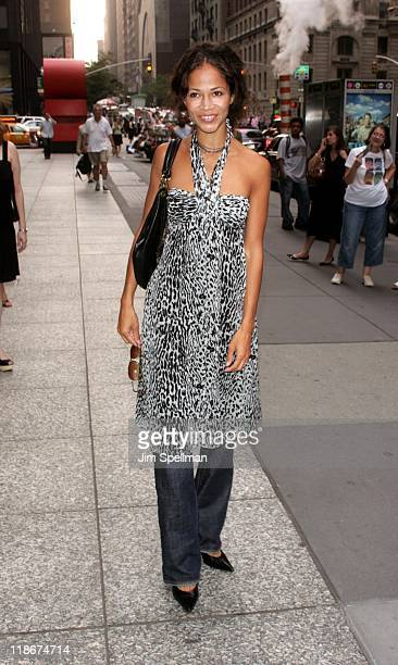Sherri Saum during 'Rescue Dawn' New York City Premiere Arrivals at Dolby Screening Room in New York City New York United States
