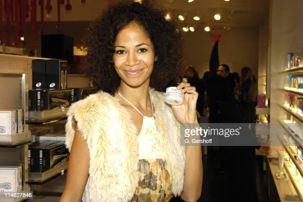 Sherri Saum of 'Rescue Me' during Gotham Magazine Hosts Grand Opening of New Sephora Store on Lexington Ave in Aid of the Denis Leary Firefighters...