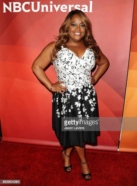 Sherri Shepherd attends the 2017 NBCUniversal summer press day The Beverly Hilton Hotel on March 20 2017 in Beverly Hills California