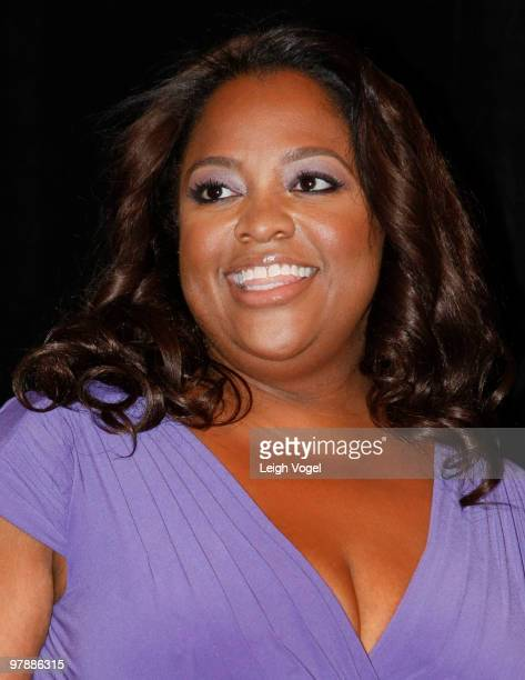 Sherri Shepherd attends the 26th Annual NABOB Communications Awards Dinner at the Omni Shoreham Hotel on March 19 2010 in Washington DC