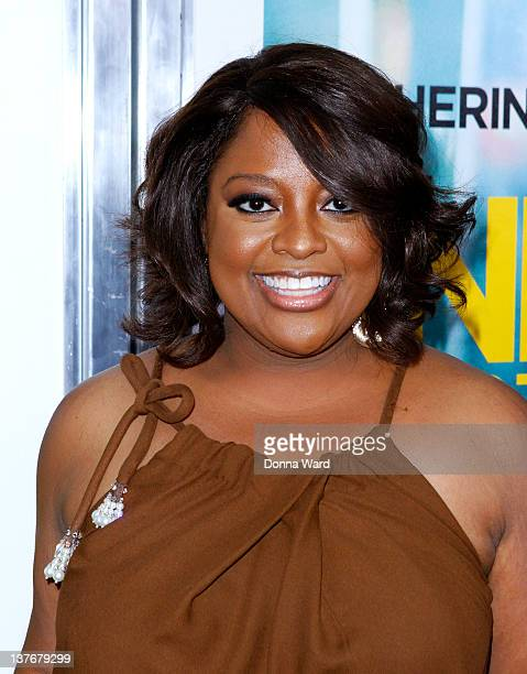 Sherri Shepherd attends the One for the Money premiere at the AMC Loews Lincoln Square on January 24 2012 in New York City