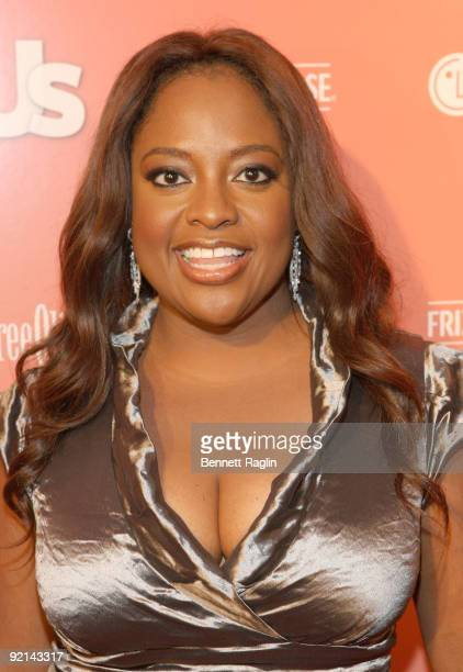 Sherri Shepherd attends Us Weekly's 25 Most Stylish New Yorkers event at Avenue on September 16 2009 in New York City