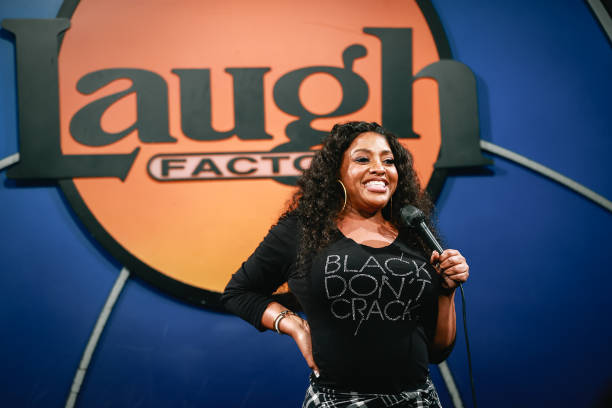 CA: The Laugh Factory Hosts Grand Reopening Night