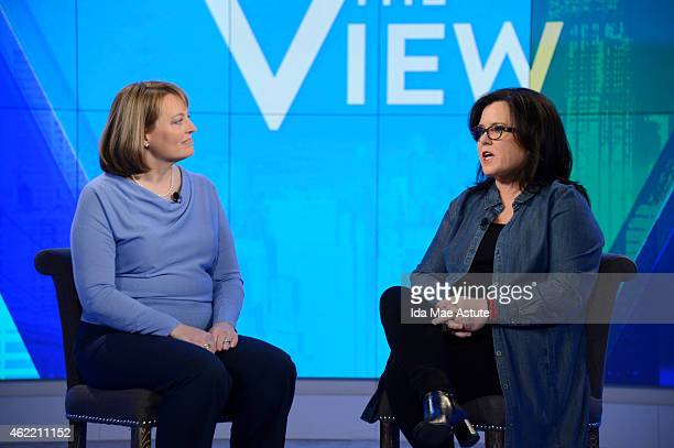 THE VIEW Sherri VandenAkker who made a documentary film about alcoholism appears on 'THE VIEW' on FRIDAY JAN 23 airing on the ABC Television Network