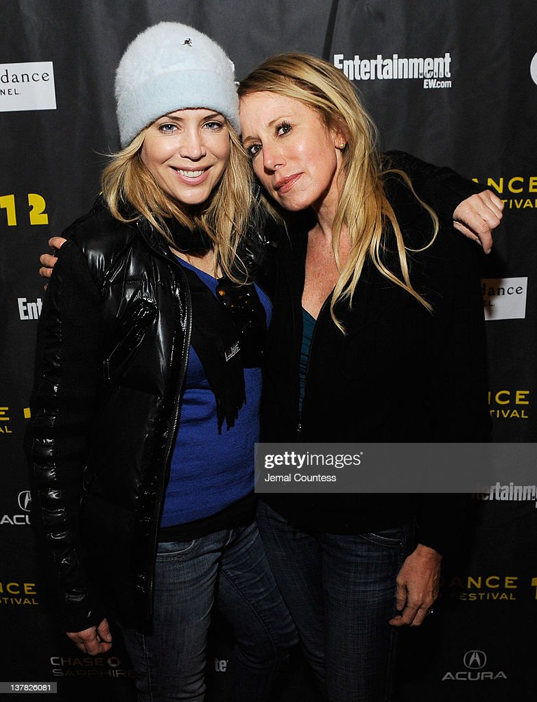 Sherrie Rose and Elana Krausz attend the Alfred P. Sloan Foundation Reception & Prize Announcement during the 2012 Sundance Film Festival on January 27, 2012 in Park City, Utah.
