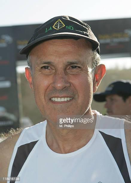 Sherriff Lee Baca during The 20th Annual Nautica Malibu Triathlon for the Elizabeth Glaser Pediatric AIDS Foundation at Zuma Beach in Malibu,...