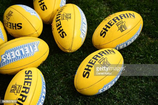 Aussie Rules Sherrin Pictures and Photos - Getty Images
