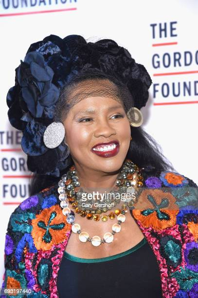 Sherry Bronfman attends the 2017 Gordon Parks Foundation Awards gala at Cipriani 42nd Street on June 6 2017 in New York City