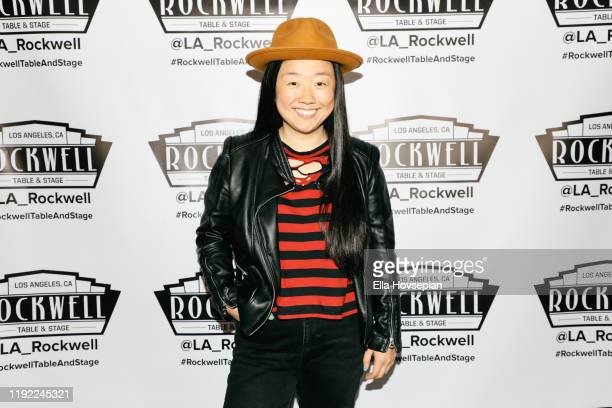 Sherry Cola at Rockwell Table and Stage on December 05 2019 in Los Angeles California