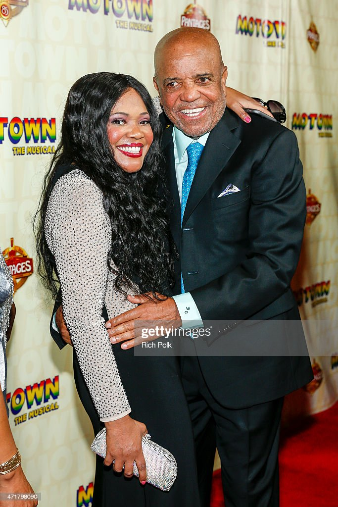 Photo of Berry Gordy  & his  Daughter  Sherry Gordy