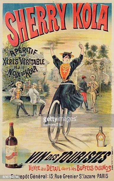 Sherry Kola Apertif Poster