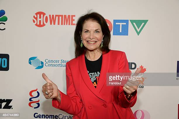 CANCER Sherry Lansing attends The Hollywood community unites once again to support Stand Up To Cancer a program of the Entertainment Industry...