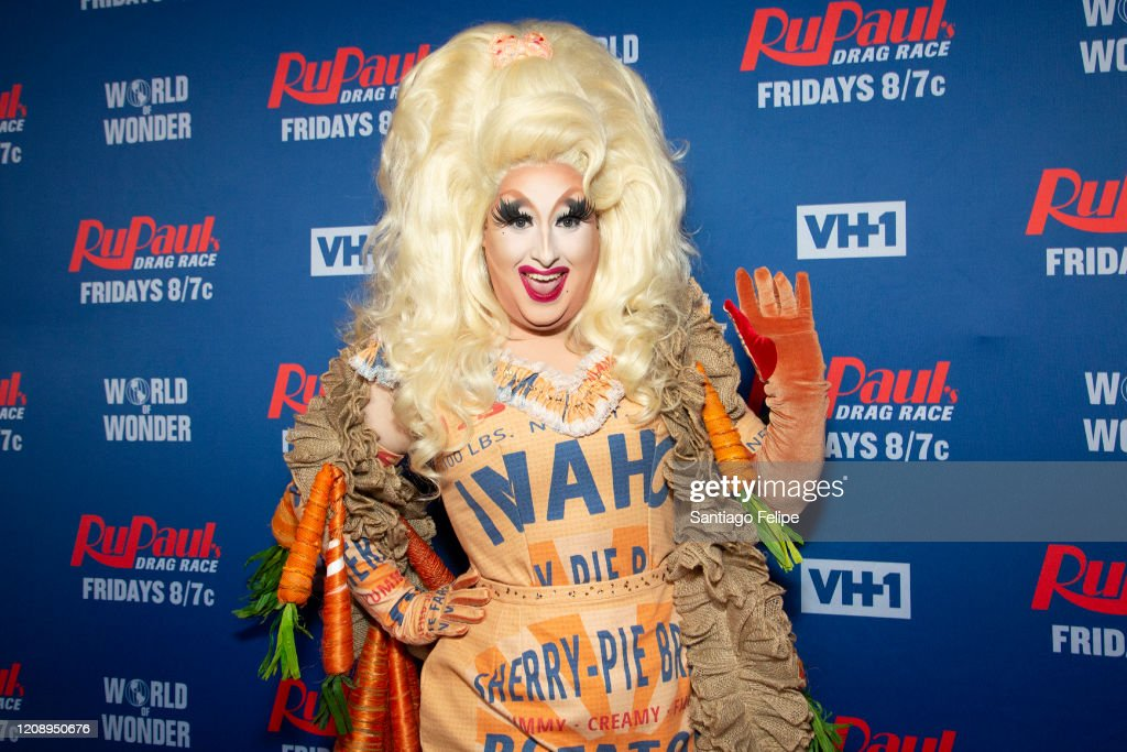RuPaul's Drag Race Season 12 Special Event : News Photo