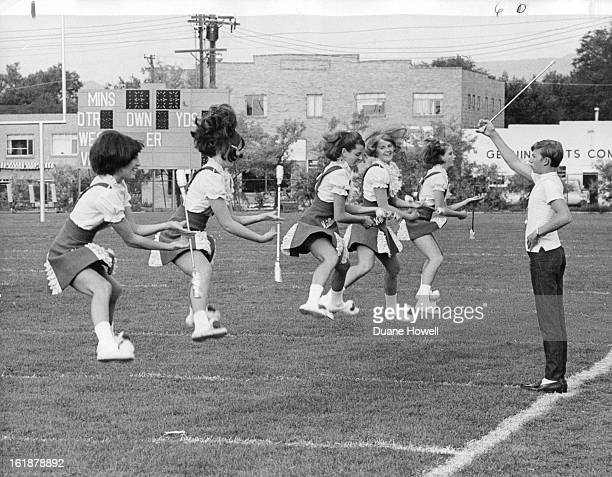 SEP 12 1969 SEP 16 1969 SEP 17 1969 Sherry Sheltan Sue Sharp Milind ***** Kay Palko Jenny Bell