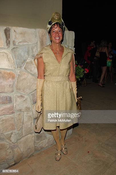 Sherry Wilzig Izak attends WHO WANTS TO BE A SUPERHERO premiere party at Sir Ivan Wilzig Castle Watermill NY on July 21 2007