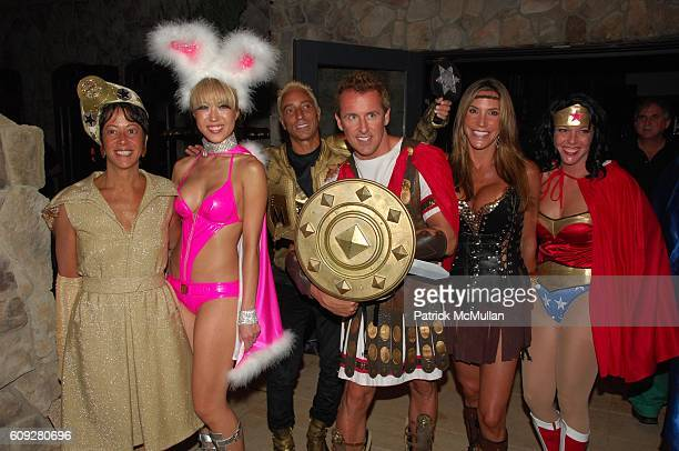 Sherry Wilzig Izak Mina Otsuka Sir Ivan Mr Mitzvah Wilzig and attend WHO WANTS TO BE A SUPERHERO premiere party at Sir Ivan Wilzig Castle Watermill...