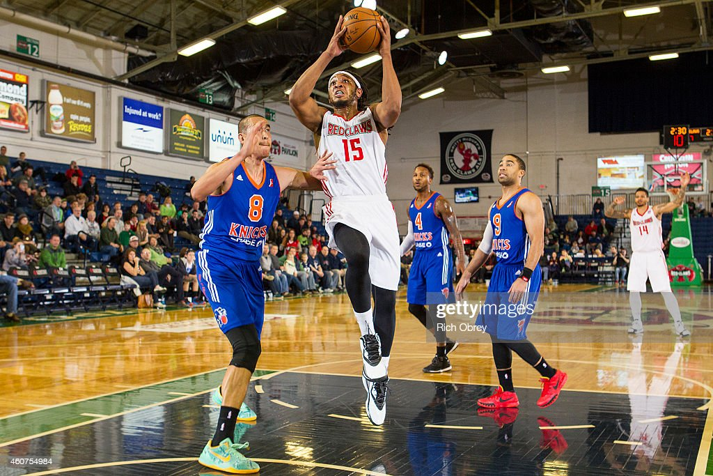 Westchester Knicks vs Maine Red Claws