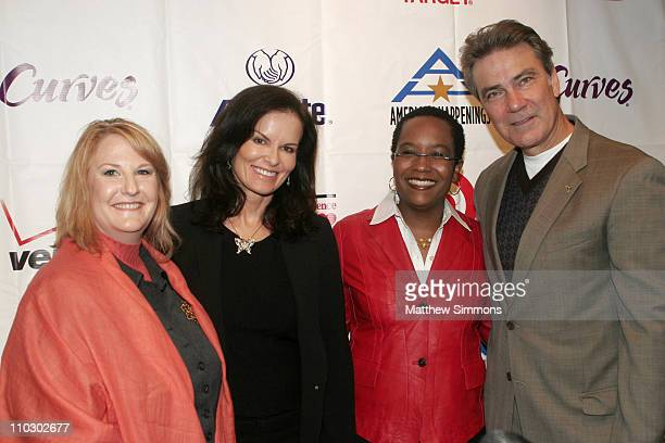 Sheryl Cates Denise Brown Angela Smith Cobb and Victor Rivers