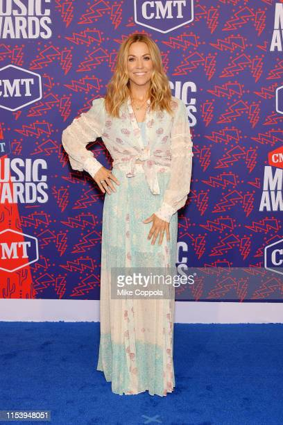 Sheryl Crow attends the 2019 CMT Music Award at Bridgestone Arena on June 05 2019 in Nashville Tennessee