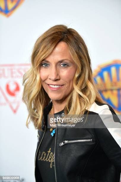 Sheryl Crow attends the 5th Annual Light Up the Blues Concert an Evening of Music to Benefit Autism Speaks at Dolby Theatre on April 21 2018 in...