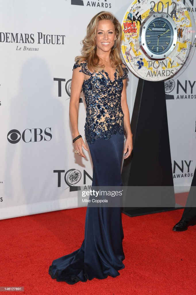 Sheryl Crow attends the 66th Annual Tony Awards at The Beacon Theatre on June 10, 2012 in New York City.