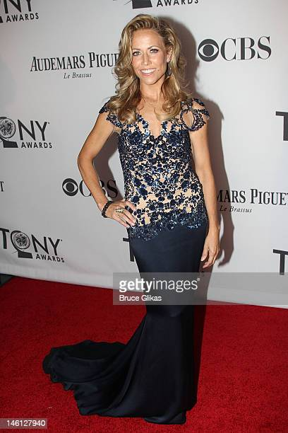 Sheryl Crow attends the 66th Annual Tony Awards at the Beacon Theatre on June 10 2012 in New York City