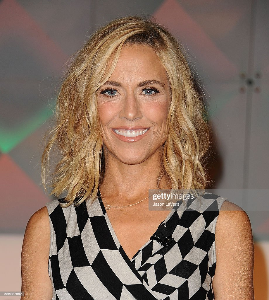 Sheryl Crow attends the #BlogHer16 Experts Among Us conference at JW Marriott Los Angeles at L.A. LIVE on August 5, 2016 in Los Angeles, California.
