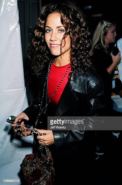 Sheryl Crow during 1994 MTV Video Music Awards at Radio City Music Hall in New York City New York United States