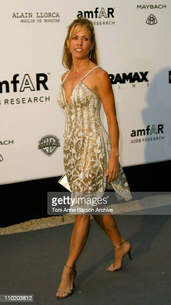 """Sheryl Crow during amfAR's """"Cinema Against AIDS Cannes"""" Benefit Sponsored by Miramax and Quintessentially - Arrivals at Moulin De Mougins in Cannes,..."""