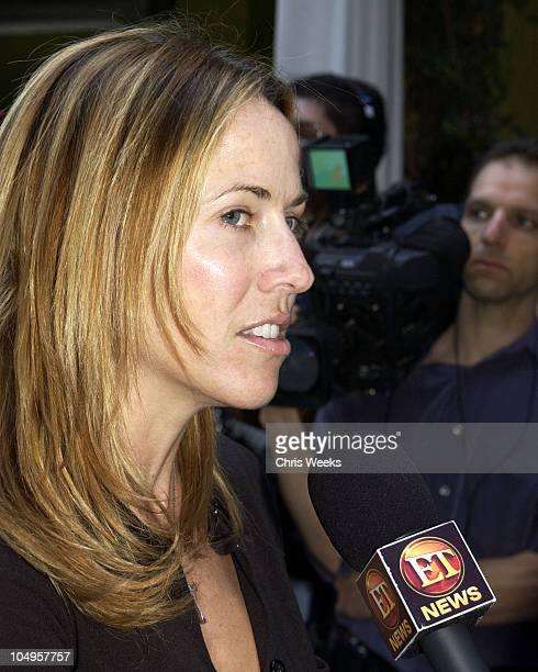 Sheryl Crow during Imitation of Christ at The Avalon Hotel in Beverly Hills California United States