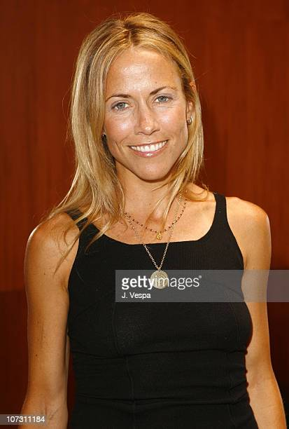 Sheryl Crow during Kelly Lynch and Lisa Love Host a Lunch in Honor of James Ferragamo at Private Home in Los Angeles California United States