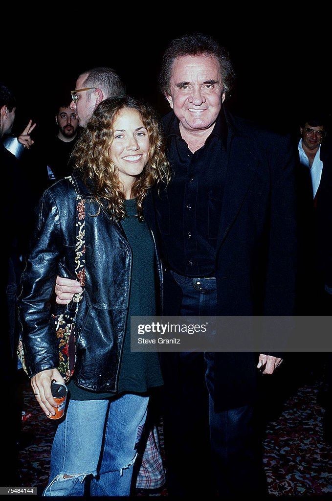 Sheryl Crow & Johnny Cash at the The Pantages Theatre in Los Angeles, California