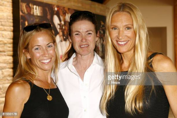 Sheryl Crow Lisa Love and Kelly Lynch *EXCLUSIVE*