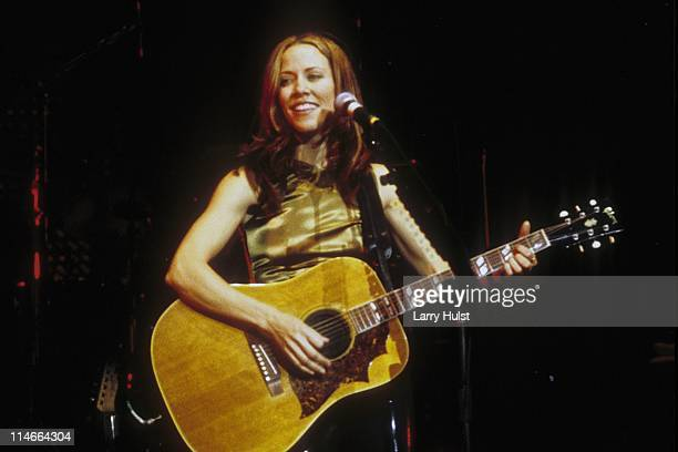 Sheryl Crow performing at Arnold Hall in Colorado Springs Colorado on January 011999