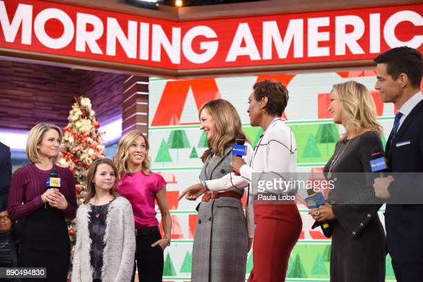 AMERICA Sheryl Crow performs live on 'Good Morning America' Monday December 11 airing on the ABC Television Network AMY