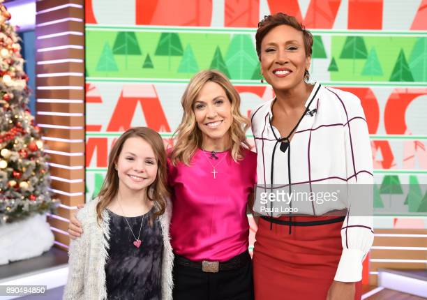 AMERICA Sheryl Crow performs live on Good Morning America Monday December 11 airing on the Walt Disney Television via Getty Images Television Network...