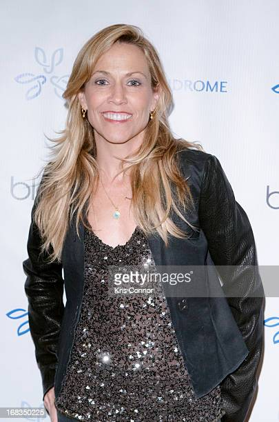 Sheryl Crow poses for a photo during the 2013 Global Down Syndrome Foundation Fashion Show and Gala at Ritz-Carlton Hotel on May 8, 2013 in...